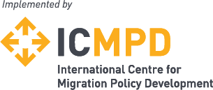 Implemented by ICMPD